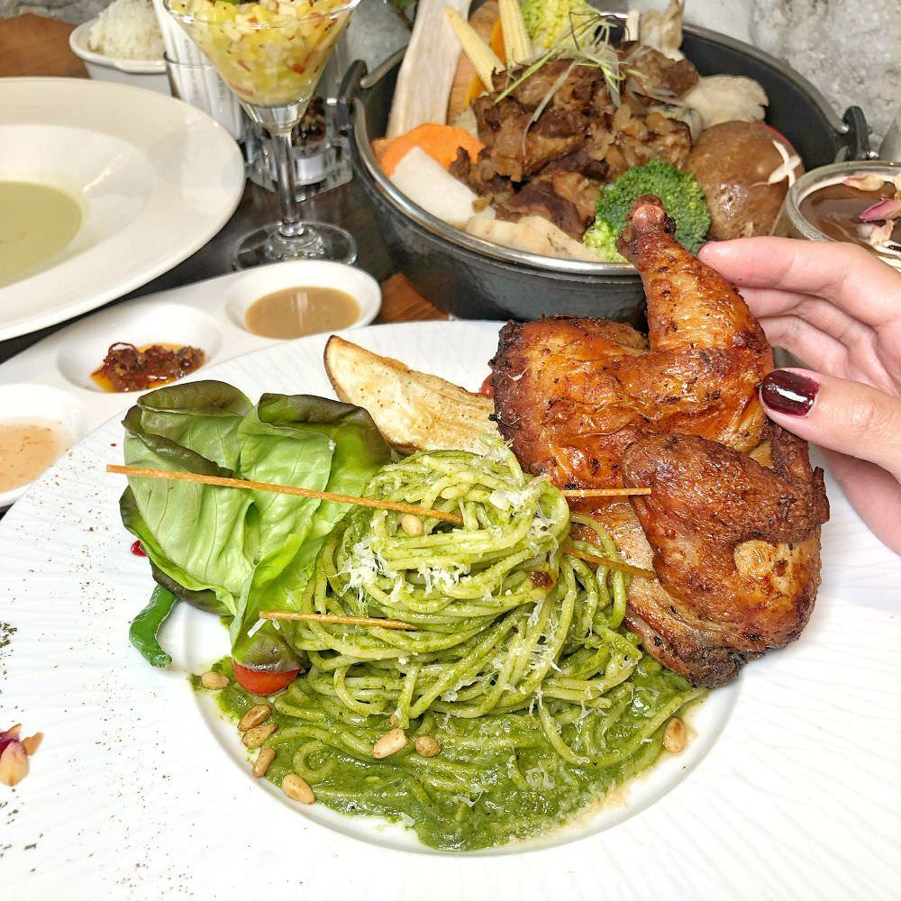 台南 安平餐廳【食下有約 想法廚房】無制式菜單料理/私房花雕系列 低調奢華般的饗宴 台南聚餐|台南美食