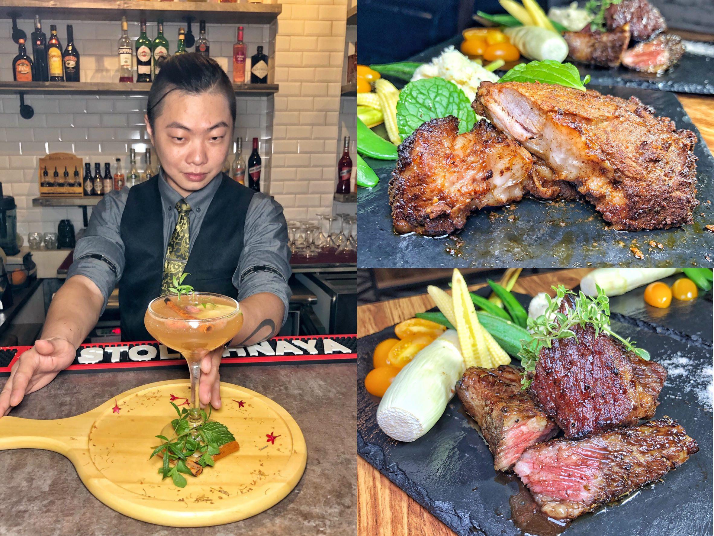 台南新店【JB餐酒館】4/27正式開幕 擁有專業調酒&經典舒肥料理 來JB享受微醺迷人的夜晚吧