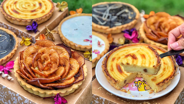 台南「食下有約」新推出獨家品牌【揪嗨派】四款華麗又美味的甜點 全站消費滿999元免運!送禮自用兩相宜 台南美食|安平區美食