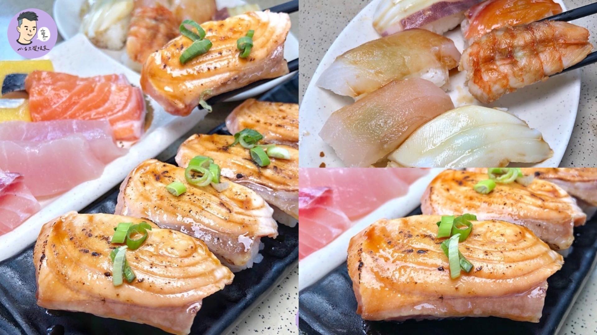 【嘉義美食】嘉義人氣平價日式料理!握壽司/生魚片多樣選擇 也有賣素食唷 – 體育館壽司|嘉義火車站