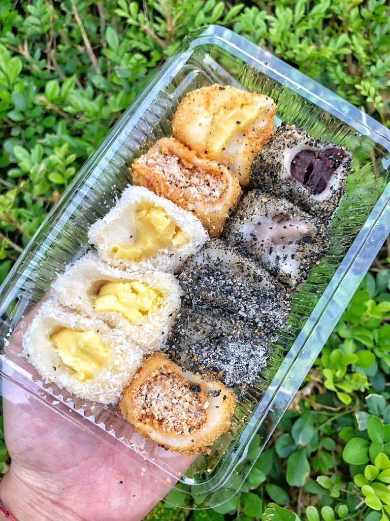 【台南 ‧ 中西區】國華街Q2麻糬 每日現做的古早味麻糬 口感嫩Q不黏牙