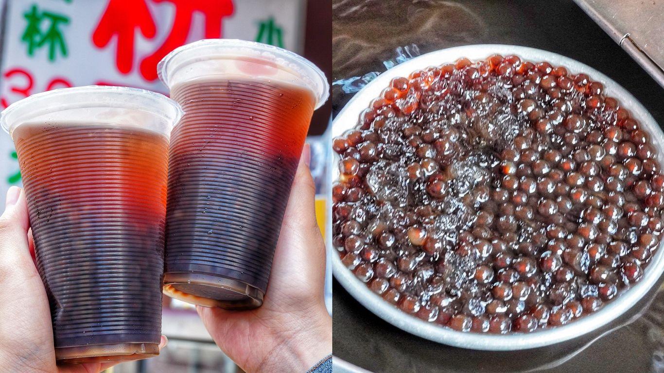 【台南美食】半杯都是粉圓只要20元銅板價超便宜!只賣一樣/超過60年的正宗古早味粉圓搬家囉|中西區美食