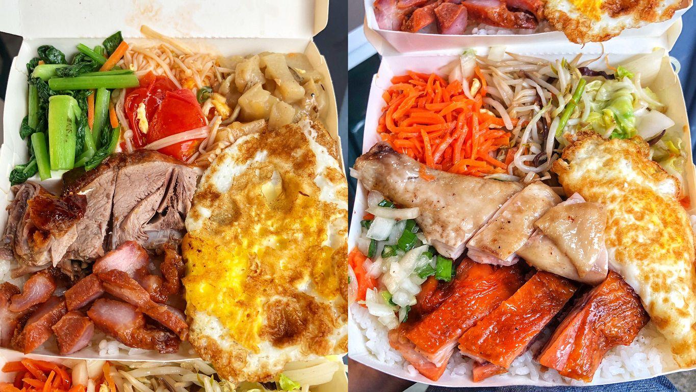 【台南美食】中式/燒臘便當一律60元!超過30種主食/10多種配菜可選 – 小廣舖燒臘便當|台南便當
