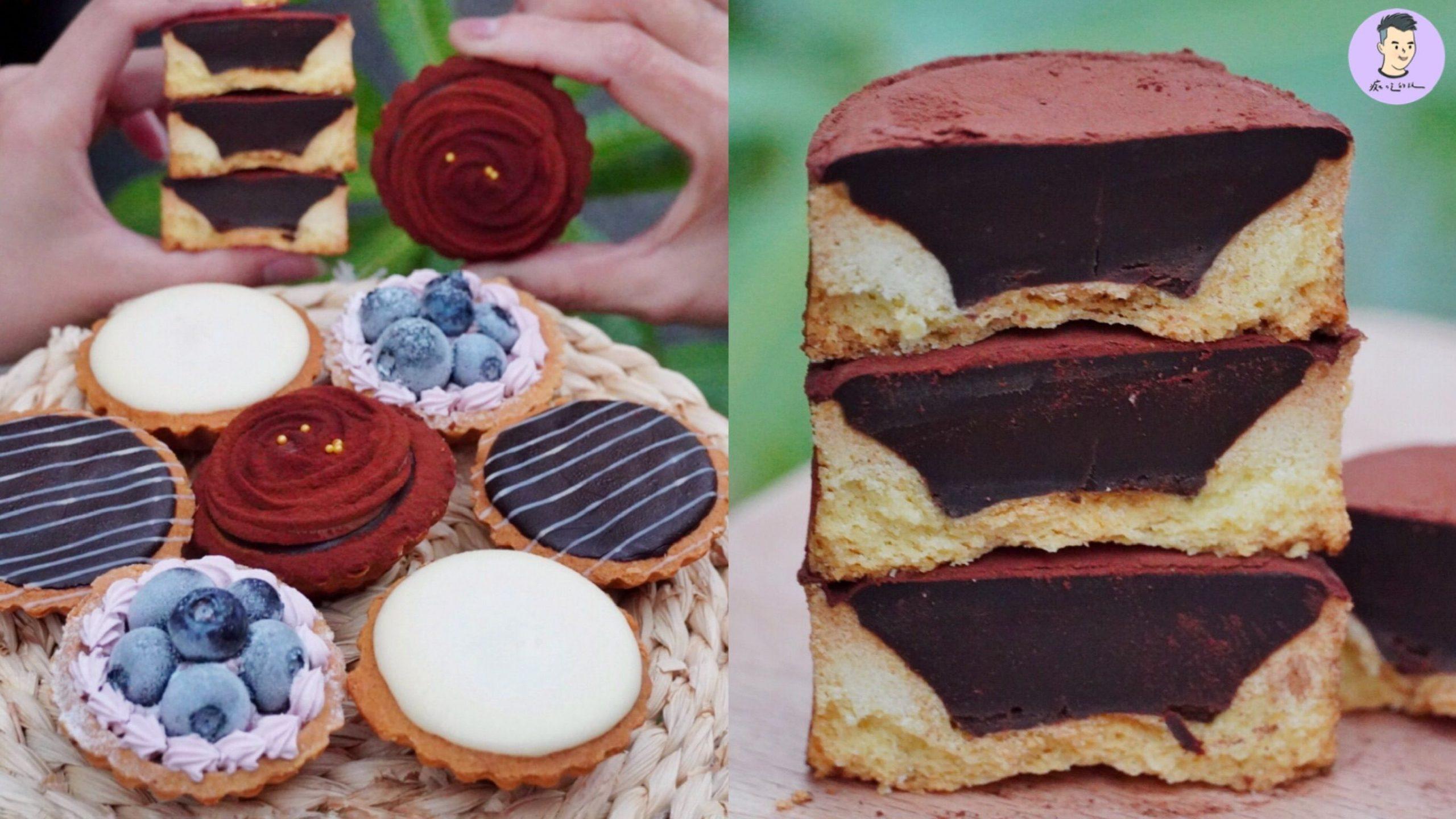 【台南美食】 阿嬤的珍藏 剛開賣就秒殺「黑巧餅乾」要等一個月才買得到 必買人氣生巧克力塔/豆塔|台南伴手禮