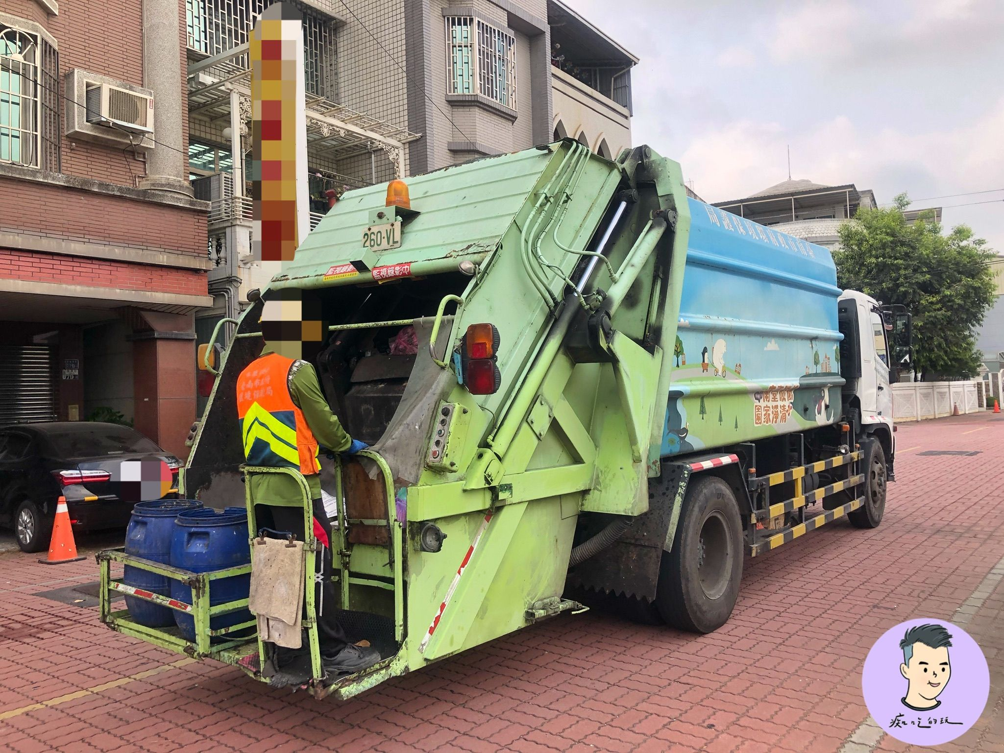 【台南資訊】台南朋友倒垃圾注意!! 10月將實施「透明垃圾袋」政策 之後禁用黑色塑膠袋倒垃圾