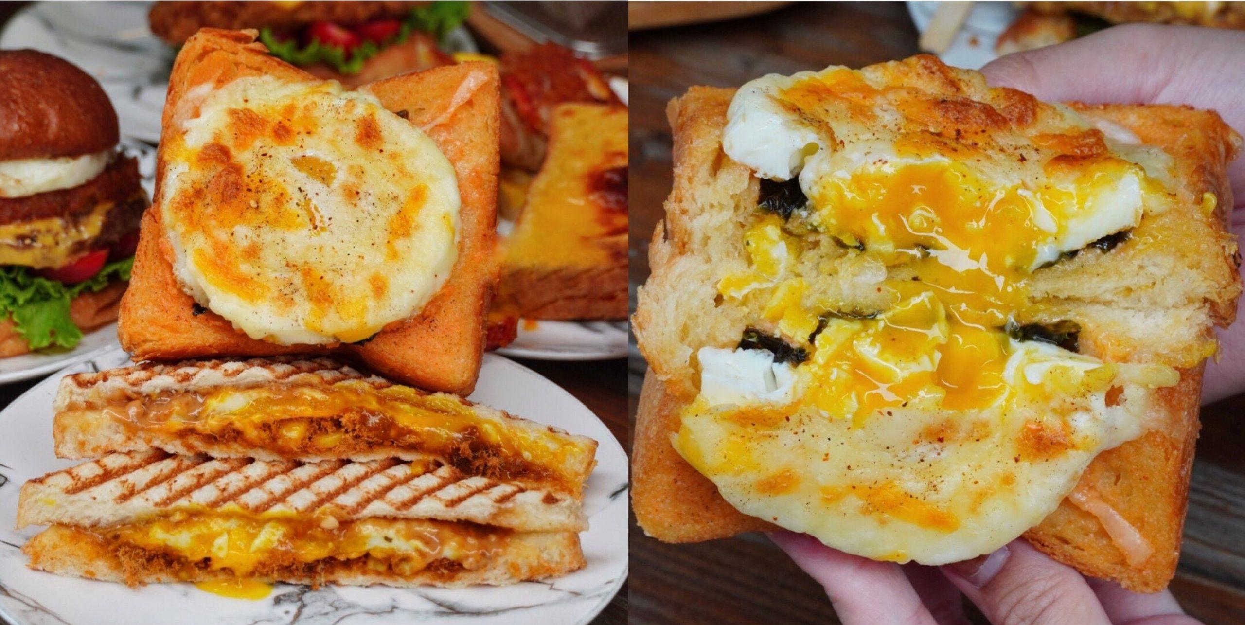 【嘉義早午餐推薦】土佐手作 爆漿蛋液+起司焗烤好邪惡!超過70種多種創意餐點選擇 每道都無雷|嘉義東區美食
