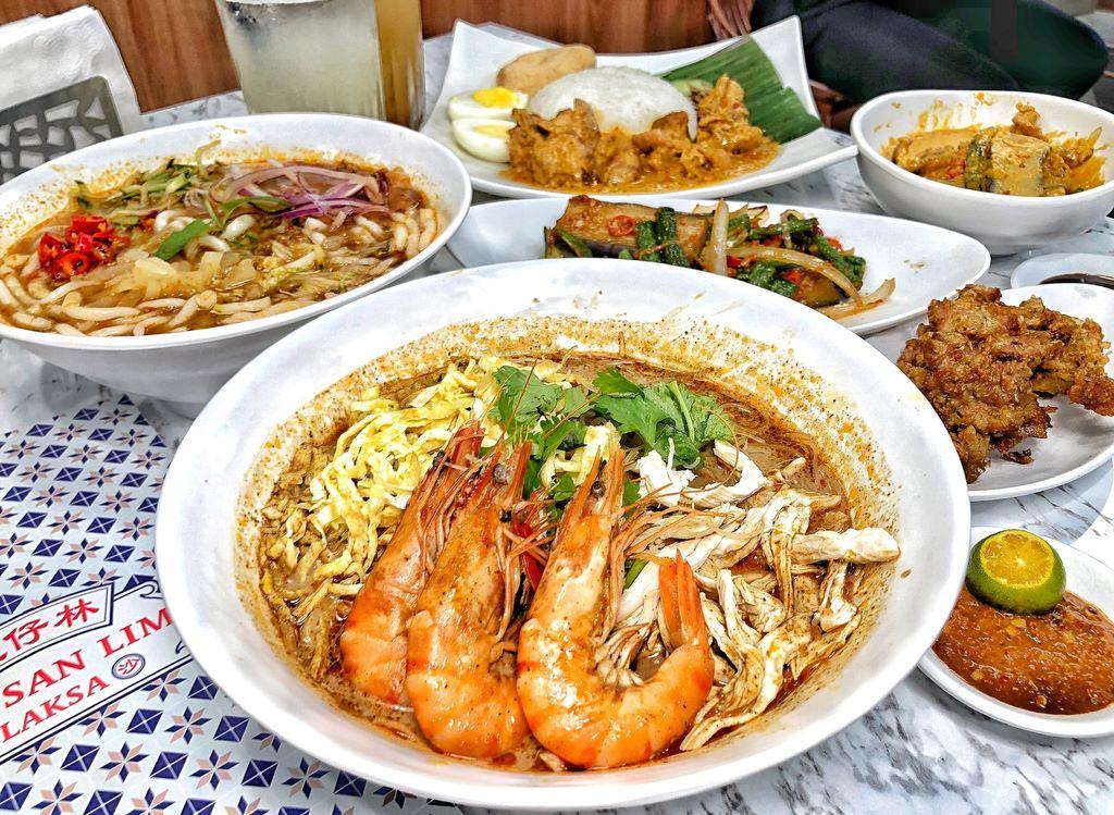 【台北 ‧ 大安區】台北馬來西亞料理新店 瘦仔林叻沙LAKSA平價又美味的正統南洋叻沙風味